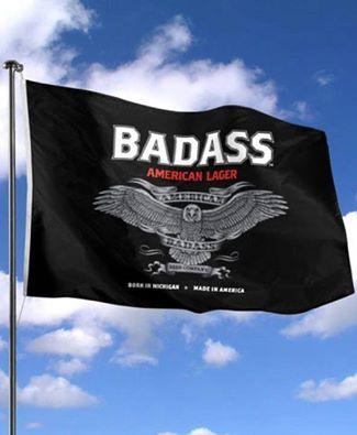 badass flag