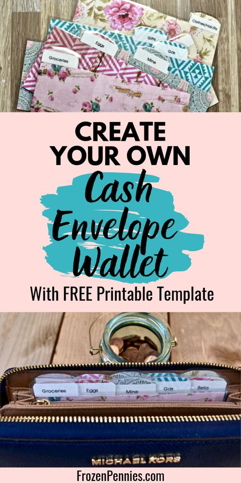 make your own money wallet