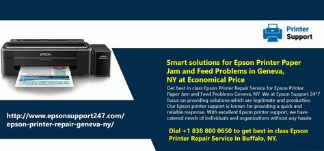 Smart Solutions for Epson Printer Paper Jam and Feed