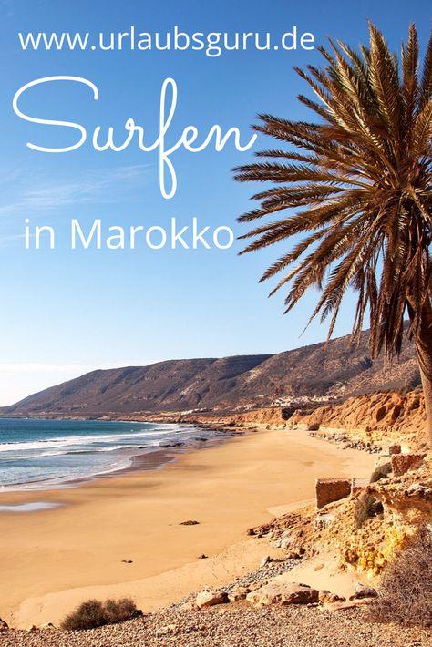 Schwingt euch aufs Board und stürzt euch in die Wellen – und das an menschenleeren und traumhaft weiten Stränden. Ich zeige euch, warum Marokko bei jedem Surfer auf der Bucket List stehen sollte.