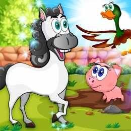 تعلم حيوانات المزرعة ألعاب تعليمية للأطفال Learning Farm Animals Educational Games For Kids Educational Games For Kids Educational Games Games For Kids