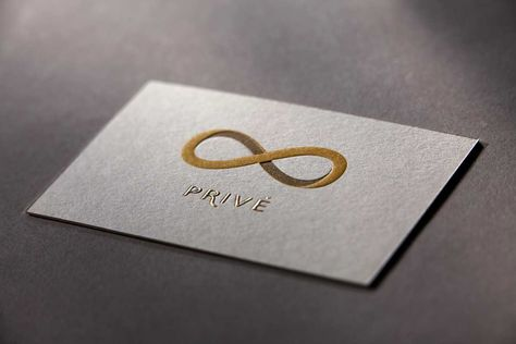 Metallic Business Cards, Gold Foil Business Cards