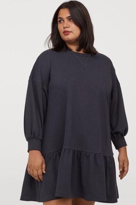 HM Sweatshirt Dress