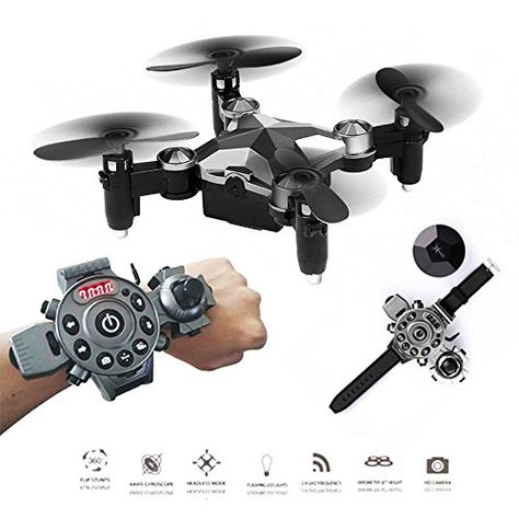 WiFi Quadrocopter RC Drone Fernbedienung Drohne mit 0.3MP HD Kamera Geschenk
