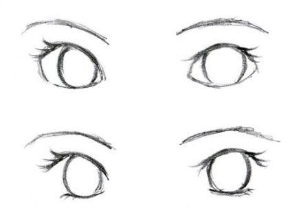 33 Ideas Eye Drawing Tutorial Cat Easy Anime Eyes Eye Drawing How To Draw Anime Eyes