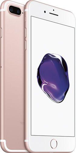 Best Buy Apple Iphone 7 Plus 32gb Rose Gold Unlocked Mnql2ll A Iphone 7 Plus Apple Iphone Gold Iphone 7 Plus