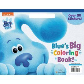 Pin By Jackie Holland On Xmas 2020 Blues Clues Coloring Books Kids Activity Books