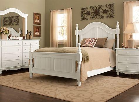 faszinierende vintage schlafzimmermobel romantisch und sus, schlafzimmer romantisch dekorieren   masion.notivity.co, Design ideen