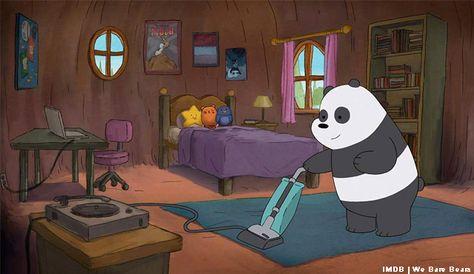 Gambar Kartun Panda Tidur Kartun Gambar Kartun Gambar