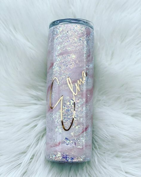 Life science milky way tumbler, milky way torte, ciasto milky way, milky Diy Tumblers, Custom Tumblers, Glitter Tumblers, Personalized Tumblers, Milky Way Photography, Extra Fine Glitter, Cute Cups, Tumbler Designs, Galaxy Painting