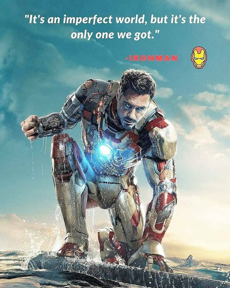 Famous Marvel Movie Quotes😍🔥