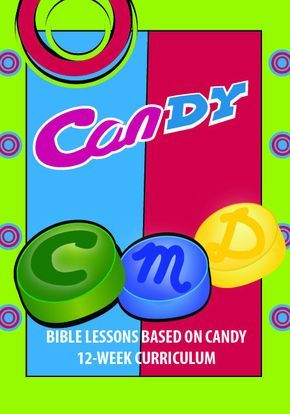 Candy 12-Week Children's Ministry Curriculum | Daughter's Of The