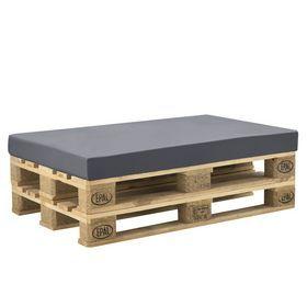 Beautissu Sitzkissen Eco Elements Palettenkissen Seite 60x40x10cm Online Kaufen Otto Paletten Kissen Palettenkissen Paletten Sitzkissen