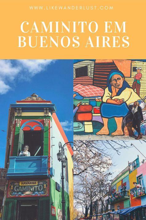 Veja aqui dicas para visitar o Caminito, o que há para fazer, o que esperar e onde ir no lugar mais colorido de Buenos Aires. #Buenosaires #Argentina