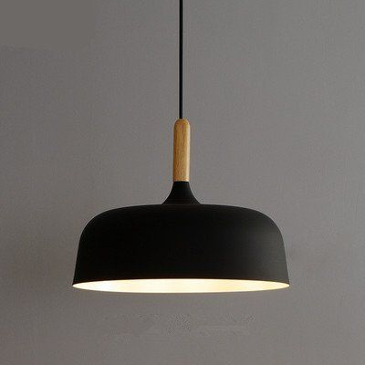 E26 27 Modern Pendant Lamp Art Deco Ceiling Lights Industrial Light Fixture Simple Nordic Style Pendant Modern Pendant Light Ceiling Lights Hanging Lamp Shade