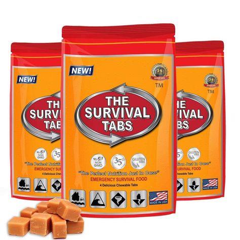 30 Meals 10 Days 5 2400 Calorie Emergency Survival food Bar Doomsday Prepper BOB
