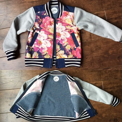 Jalie needed a new jacket pattern. Something that would work for all our sizes. A bomber jacket was the obvious choice since we see them.