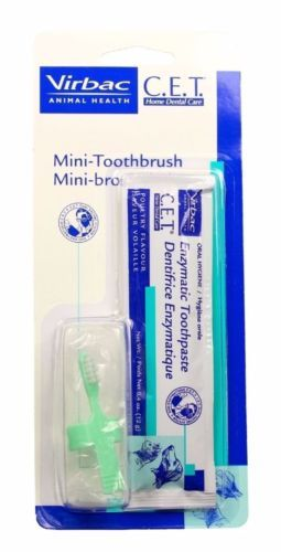 Dog Toothbrush Toothpaste
