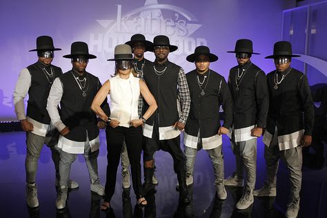 will.i.am performs today! He's got that power, baby!
