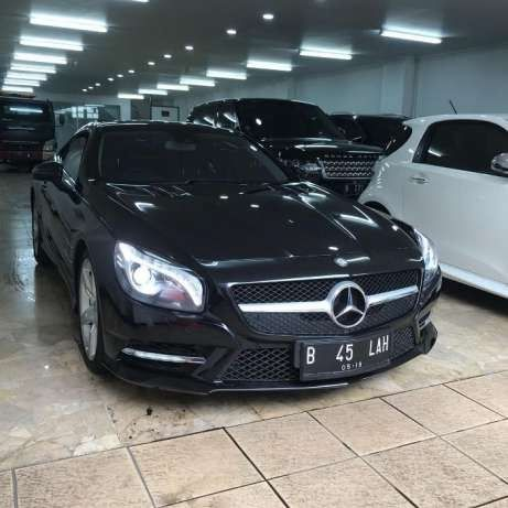 Mercedes Sl Amg Mobil Bekas Mulus Murah Di Olx Dengan Gambar