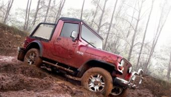 Easy Branches Mahindra Relaunched Their Iconic Jeep In The Guise