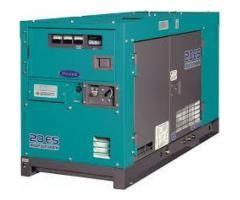 Denyo 20 Kva 15 Kva 35 Kva Heavy Duty Silent Diesel Generator For Sale Generators For Sale Diesel Generator For Sale Locker Storage