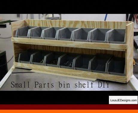 Top Garage Storage Tips Rangement Visserie Diy Rangement Chambre Rangement Garage