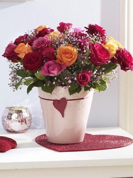 Geschenke Zum Valentinstag Blumen Fur Verliebte Valentinstag Blumen Valentinstag Geschenk Fur Ihn Blumen Geschenk