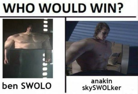 Swole Wars Episode 1 The Gain Begins Daily Lol Pics