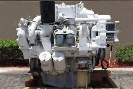 Mtu 20v 8000 M71l For Sale Used Marine Diesel Engines And Parts