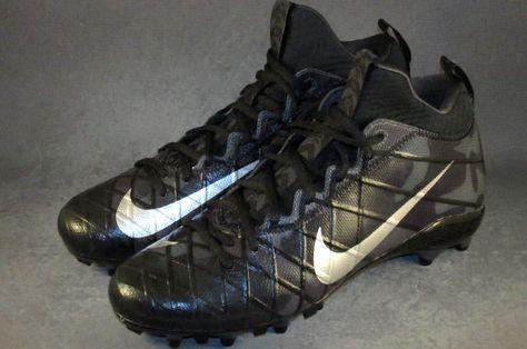 Men's Nike Alpha Field General Elite Football Cleats Size