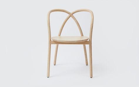 Saga Low Chair — ROAM - Scandinavian Design Distributor