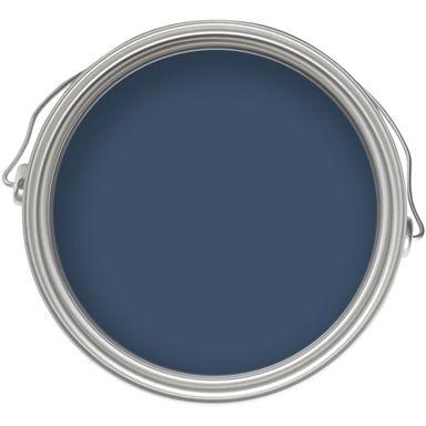 Dulux Easycare Bathroom Denim Drift Soft Sheen Paint 2 5l Dulux Soft Sheen Paint Painting Bathroom