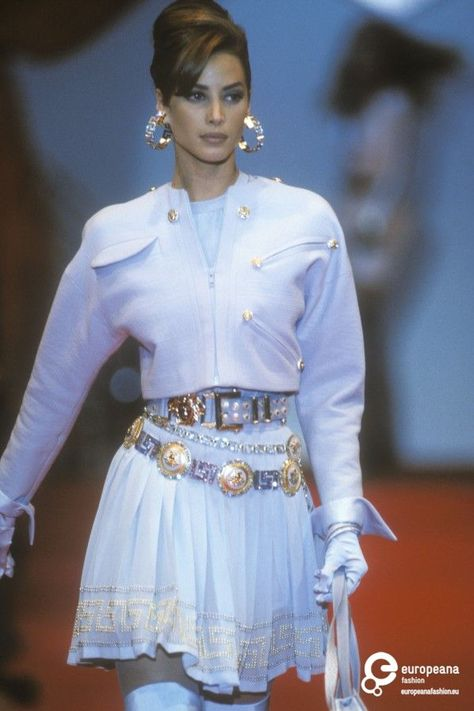 Gianni Versace Vintage Fashion & More Luxury Details
