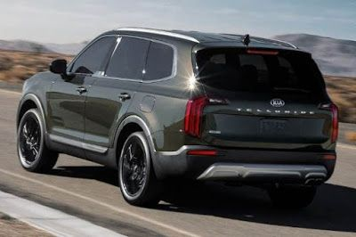 Kia Telluride 2020 Overview Review Price Photos Fairwheels Com In 2020