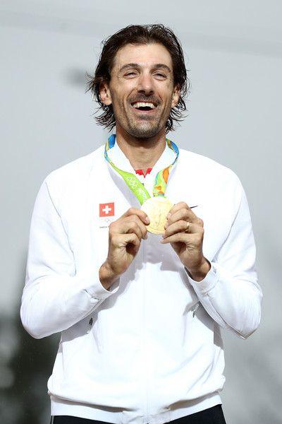 Gold medalist Fabian Cancellara Men's Individual Time Trial Rio Olympic Games…