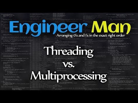 48 Threading Vs Multiprocessing In Python Youtube Python
