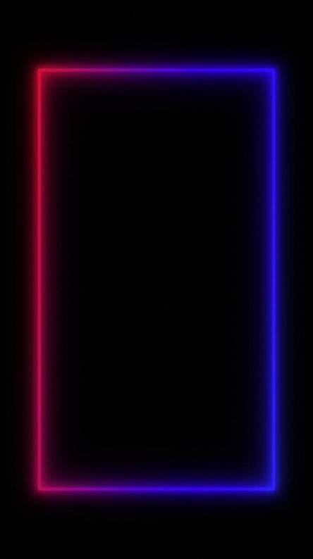Neon Frame Edge Iphone Background Wallpaper Iphone Background Images Wallpaper Iphone Neon