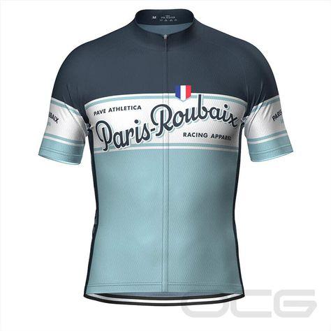 1972 Goudsmit Hoff Retro Cycling Jersey