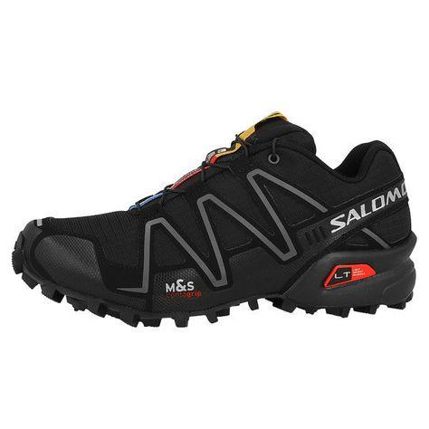 659006ad2a61 Salomon Speedcross 3 Women s Trail Running Shoes Outdoor Shoes Black 327845   Salomon  Trainers