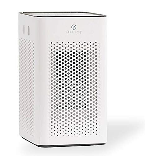 Medify Ma 25 W1 Medical Grade Filtration H13 True Hepa For 500 Sq Ft Air Purifier Dual Air Intake Two 3 In 1 Filters 99 9 Removal In A Modern Design In
