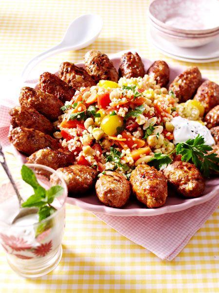 Die Besten 25+ Arabische Köfte Rezept Ideen Auf Pinterest | Kroatischer  Gemüsereis Rezepte, Yemek Und Köfte Rezept