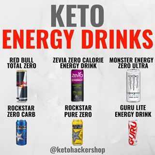 drinks for the keto diet