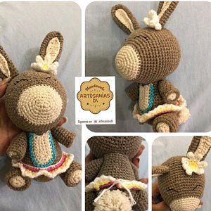 Amigurumi de Mario Bros   Crochet super mario, Mario crochet ...   300x300