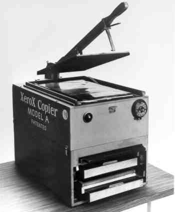 Primera Fotocopiadora Historia Ondas Sonoras Computacion
