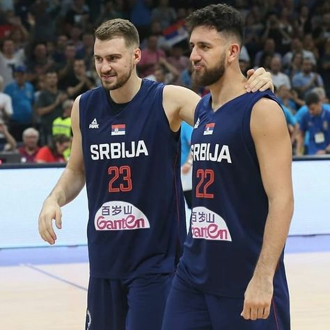 @fiba Još dva dana je ostalo do @fibawc Srbija je spremna  Idemo po zlato!@serbia_b... @fiba Još dva dana je ostalo do @fibawc Srbija je spremna  Idemo po zlato!@serbia_bc . #srbija #serbia #srbijakosarka #fiba #worldcup #china2019 #nba #euroleague #eurocup #serbiabasketball #partizan #crvenazvezda #sampioni #world #love #instagram #kss #milosteodosic #basketball #sport #like4like #follow4follow #likeforlike #likeforfollow #life
