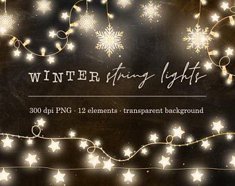 10++ String lights clipart overlay ideas in 2021