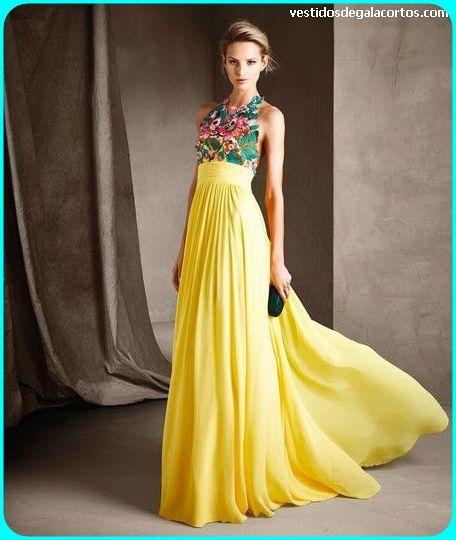 Elegantes Vestidos De Playa Para Boda Imágenes De Vestidos