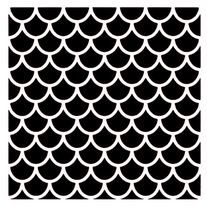 20+ Mermaid scales clipart black and white info