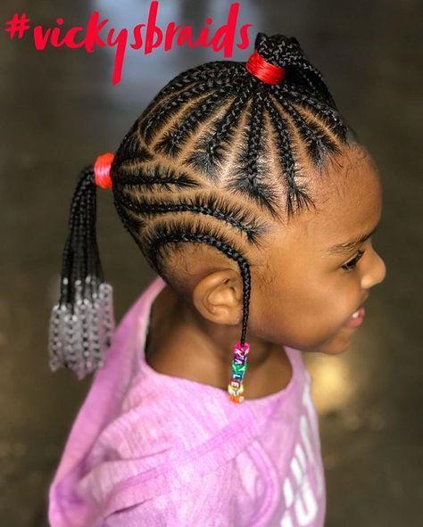 Pin By Ella P On Kids Style Girls Hairstyles Braids Lil Girl